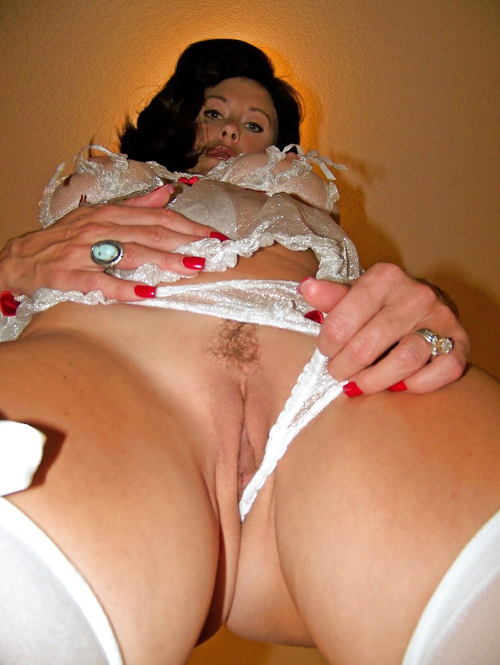 Housewife panties porn