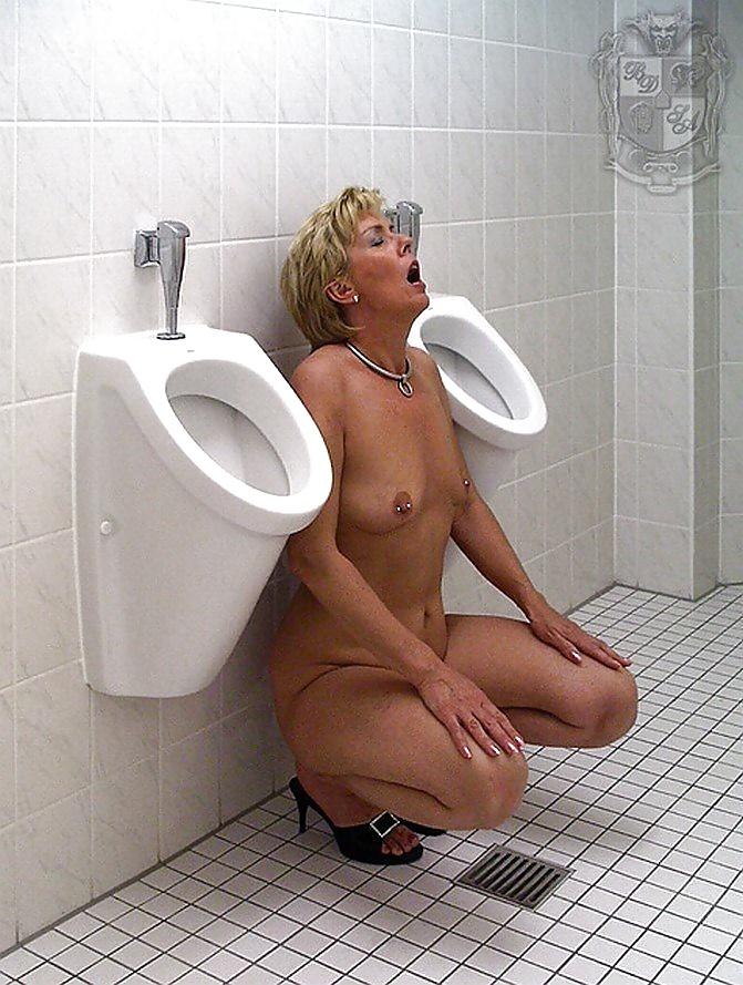 Woman sex urinal women clips porn dorki