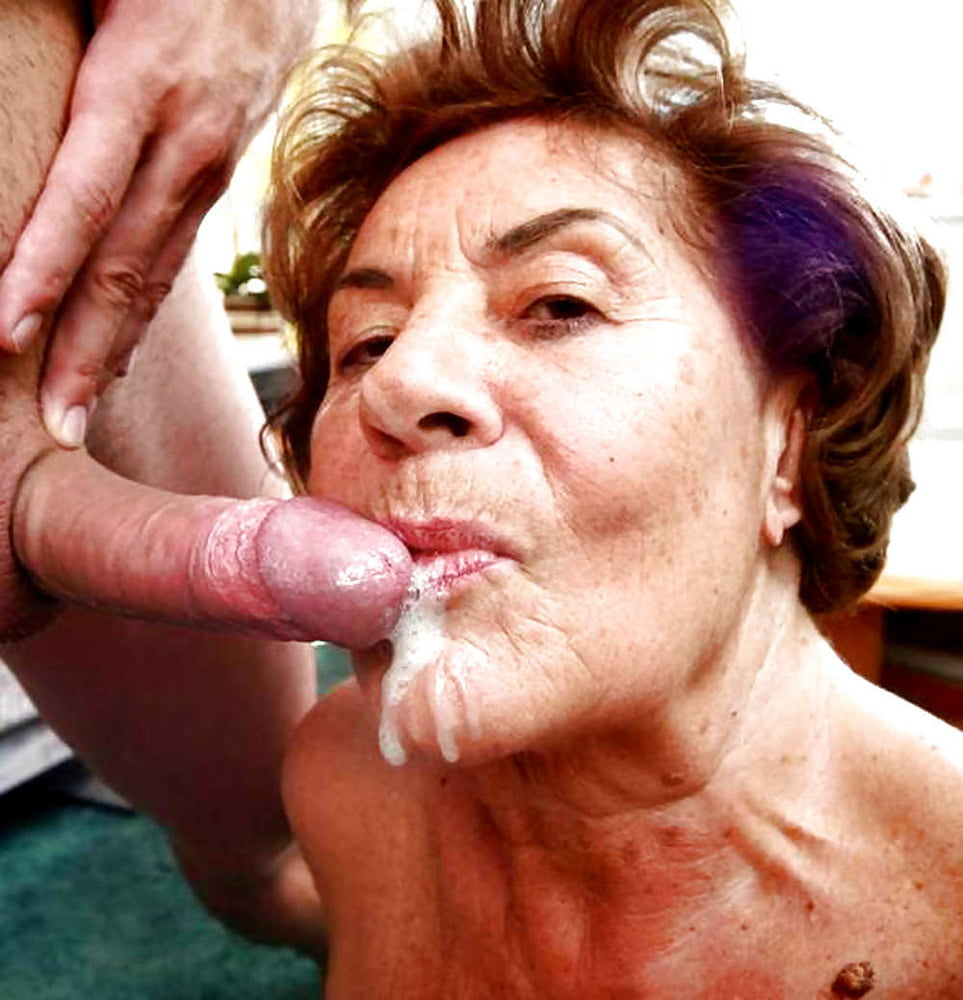 Granny Cumshots, Porn Galery