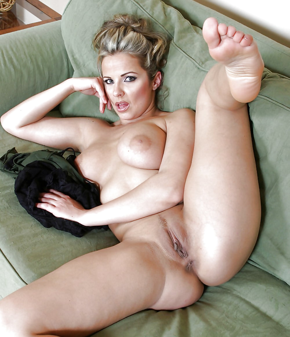 Nude shaved cougar — 13