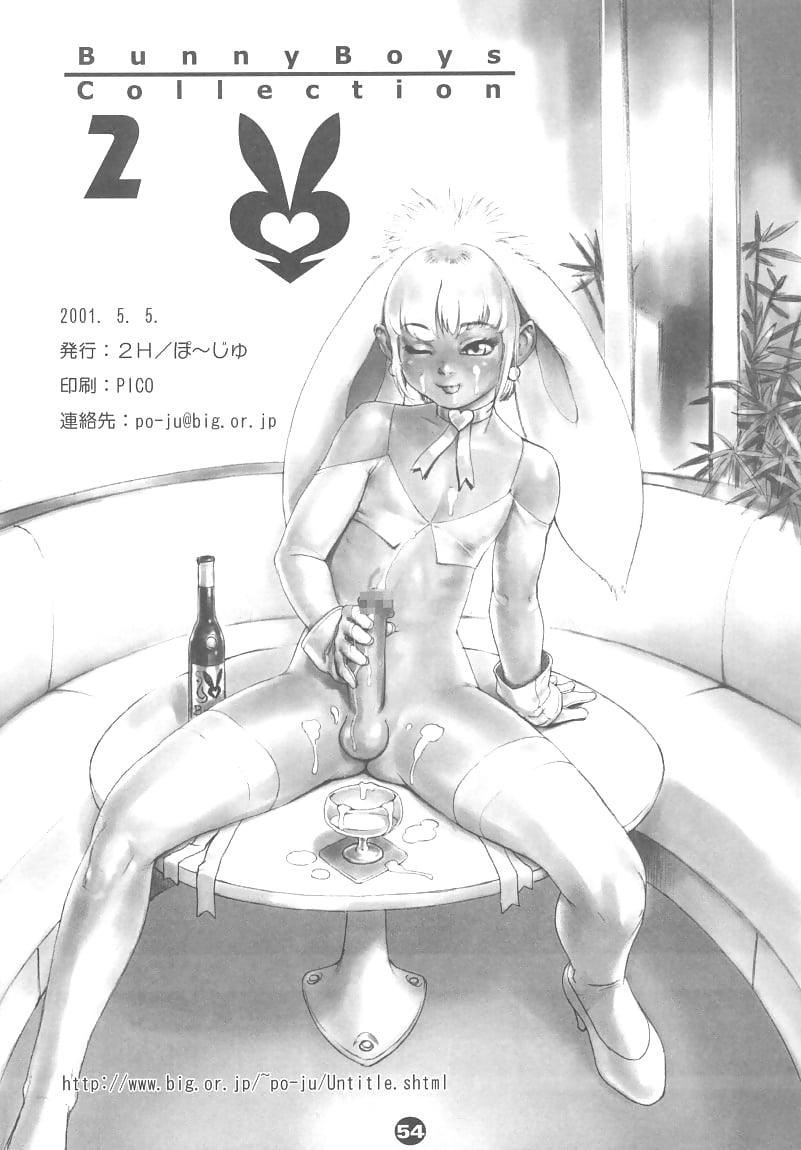 Artist Po-Ju Porn Crossdressing Shemale hot trap hentai - 65 pics | xhamster