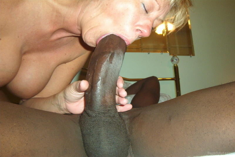 She Likes Thick Black Cock