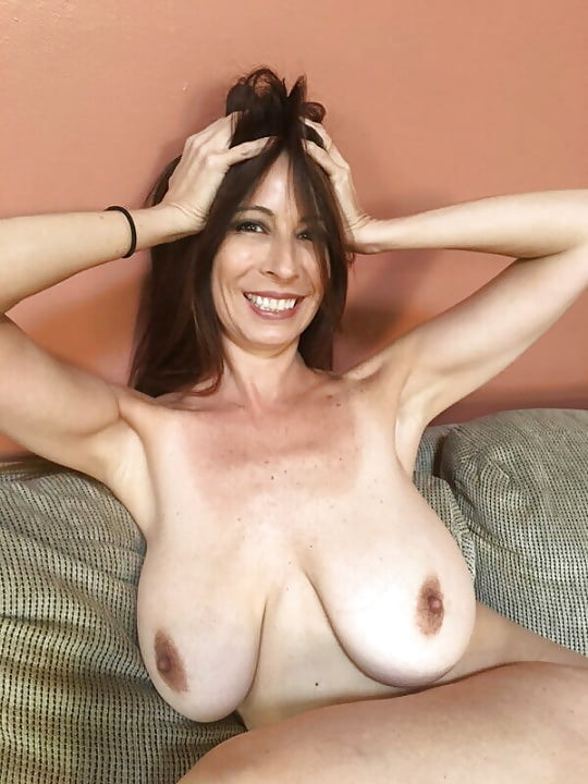 Big saggy hanging drooping tits