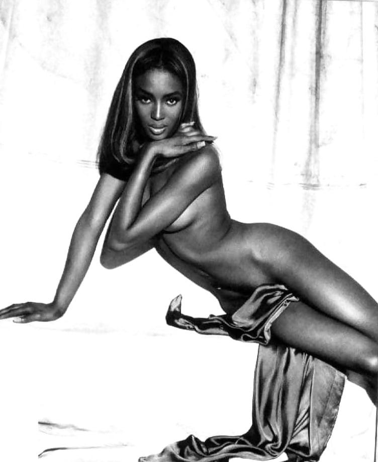 Naomi campbell nude playboy