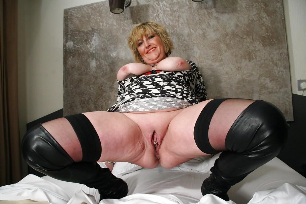 порно фото зрелых толстых бабок