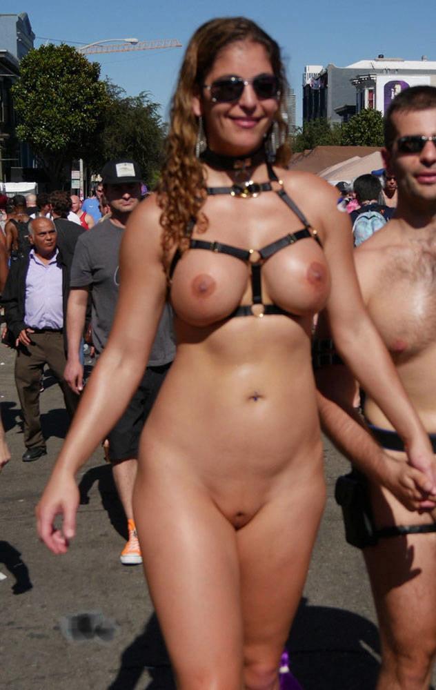 Folsom Street Fair Sex Slave