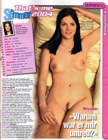 Nude German Teens