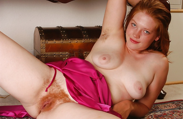 Red Head Double Creampie