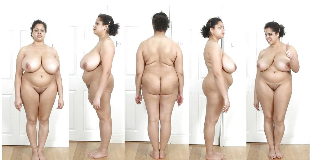 Fat nude chinese female