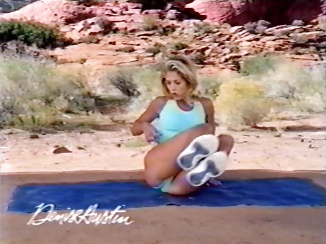Denise austin sexy fitness diva