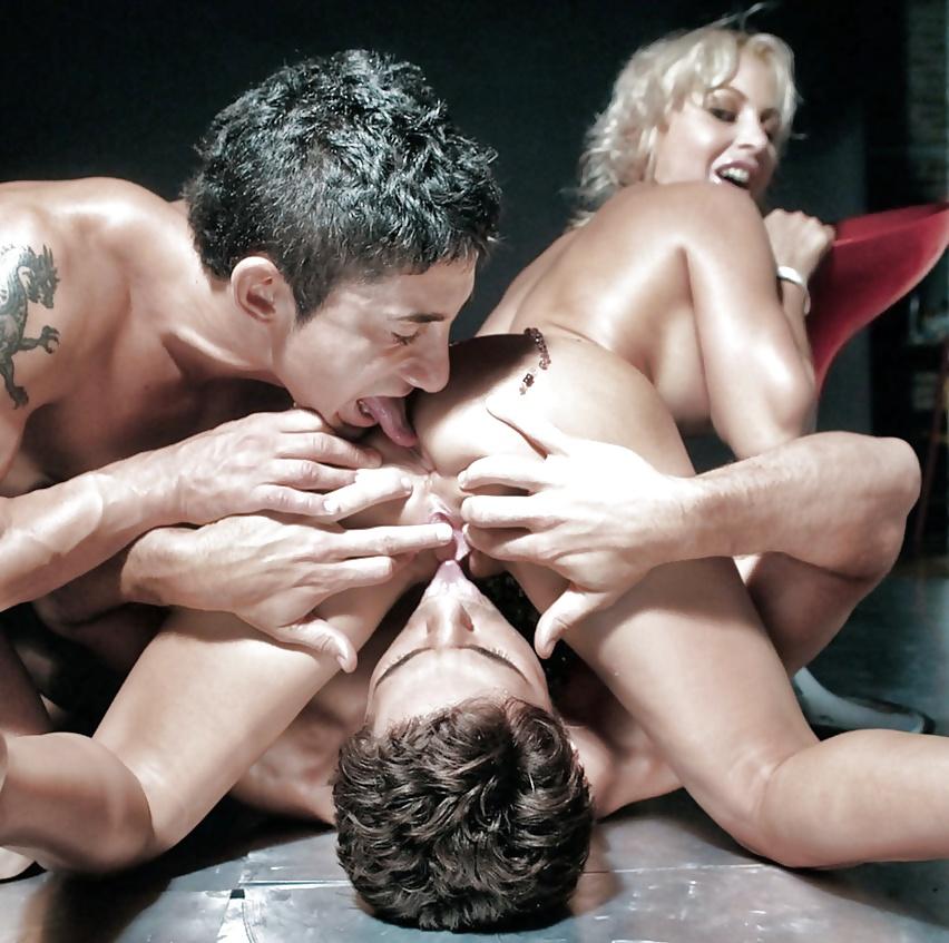 куни троим порно - 11