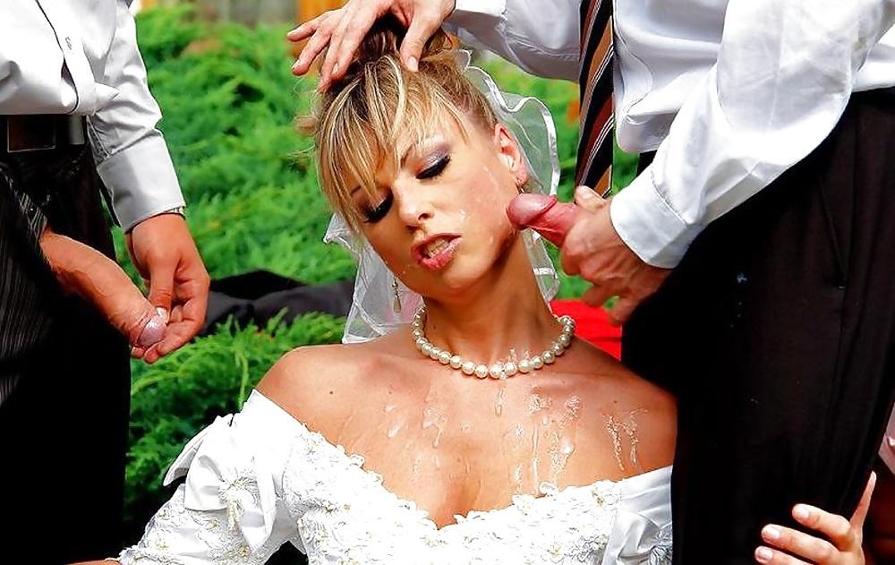 Оргазм у невест