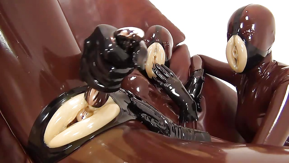 A Scent Of Latex