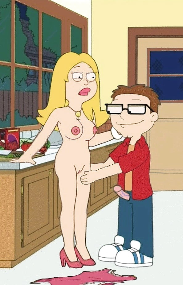 Girls from american dad naked 15