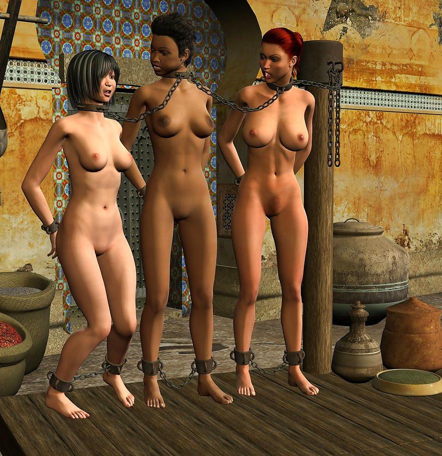Porn Arab Slave Trade