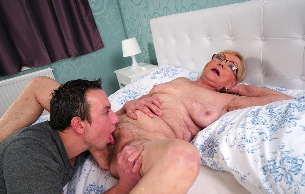 Granny Still Loves Sex