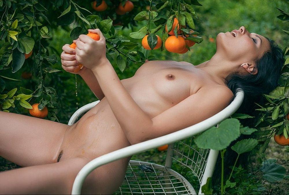 порно с мандаринами онлайн - 7
