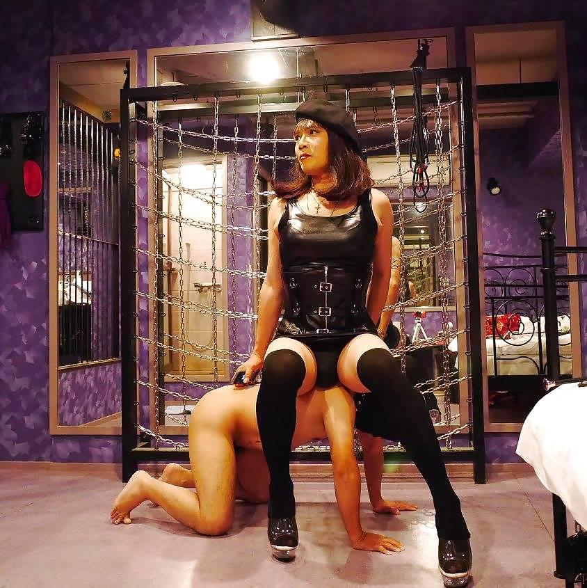 Asian mistress suki