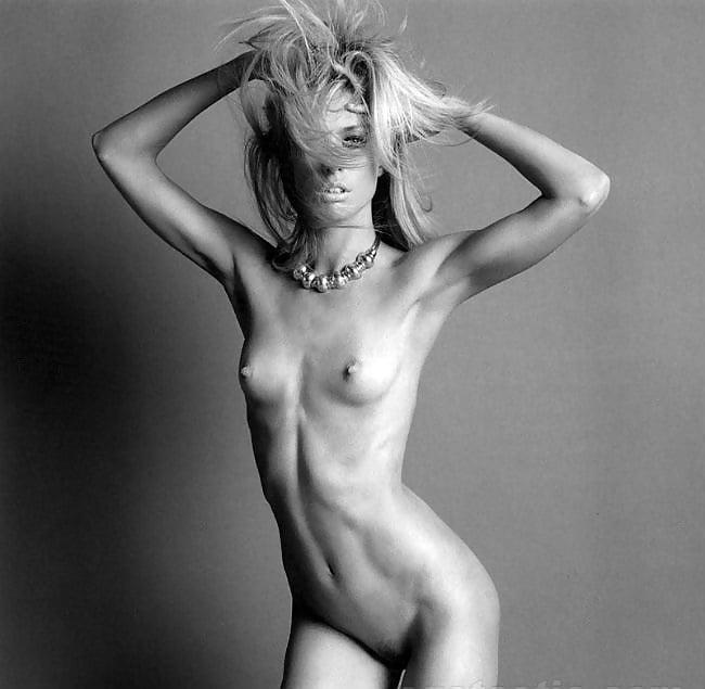 Male fashion models naked