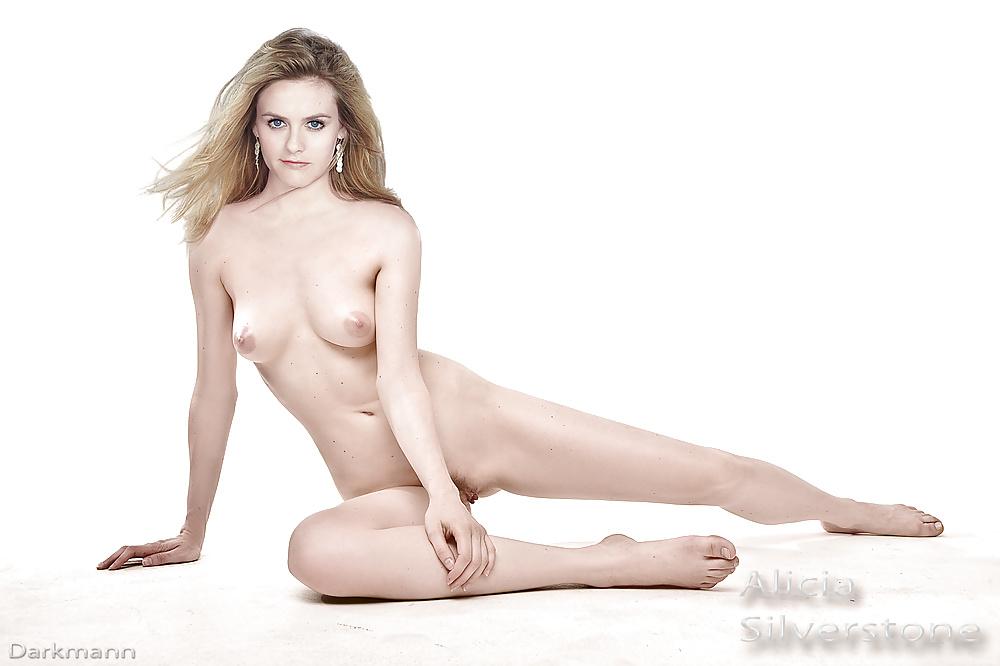 Alicia Silverstone Nude Scene