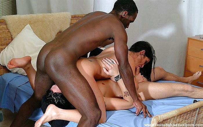Bisex interracial