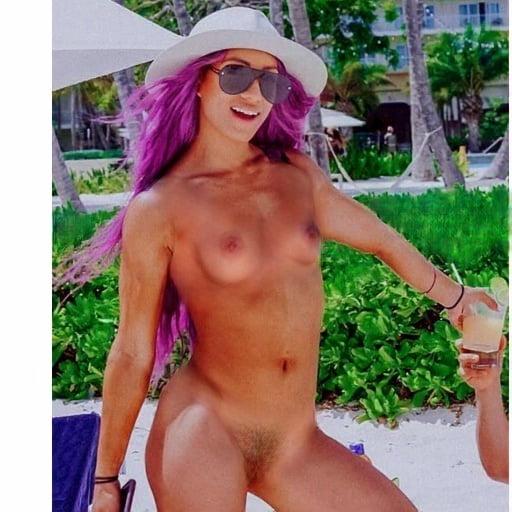 Banks naked sasha 16 Not