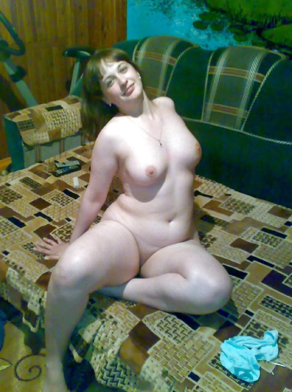 Голая деревенская баба порно фото