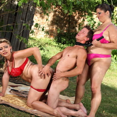 The BBW Domination At Plumperd