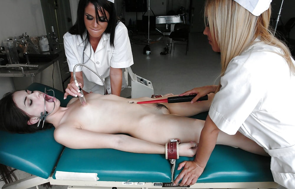 Naked women forced injection — img 3
