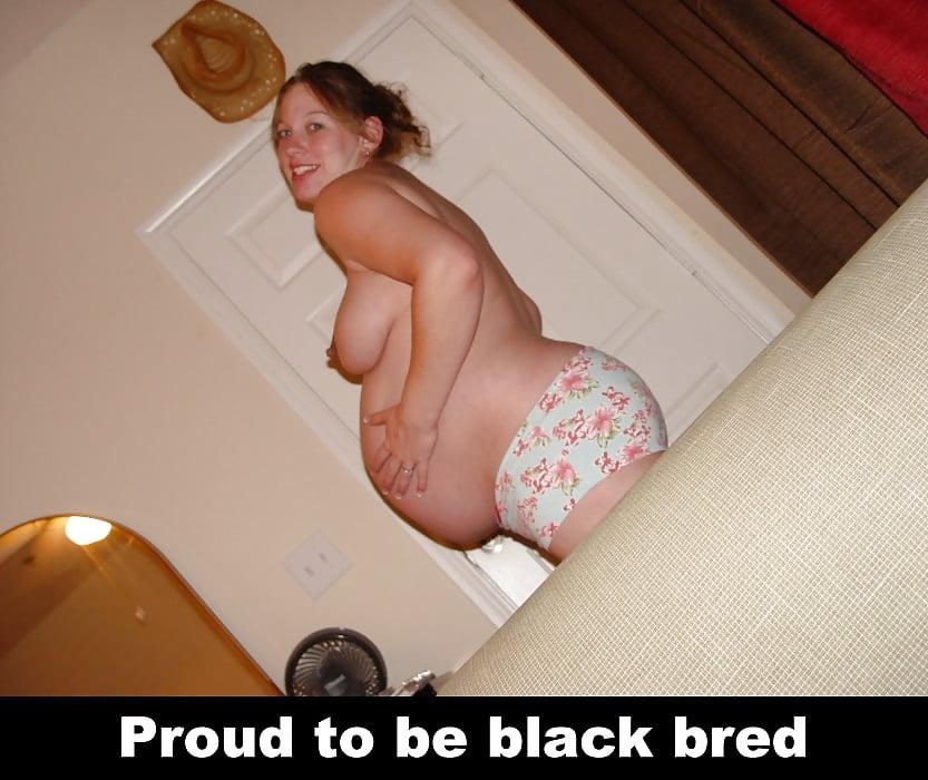 White girl bred black-9553