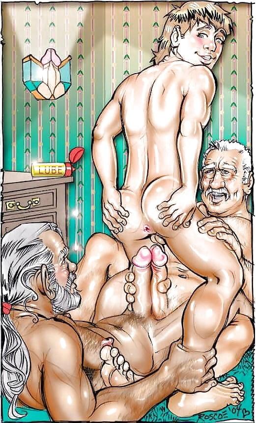 Gay cartoon spanking tgp