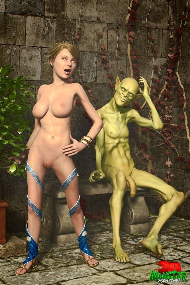 Girl goblin fuck — photo 9