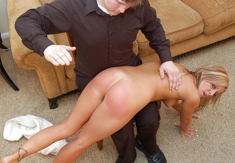 Free spanking porn pics