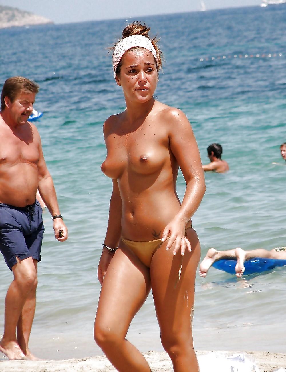 Best tits nude beach-7680