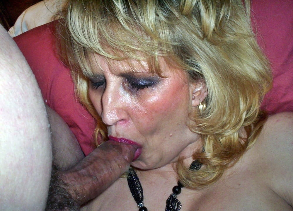 Redhead Mother In Law Doggystyled Before Bj