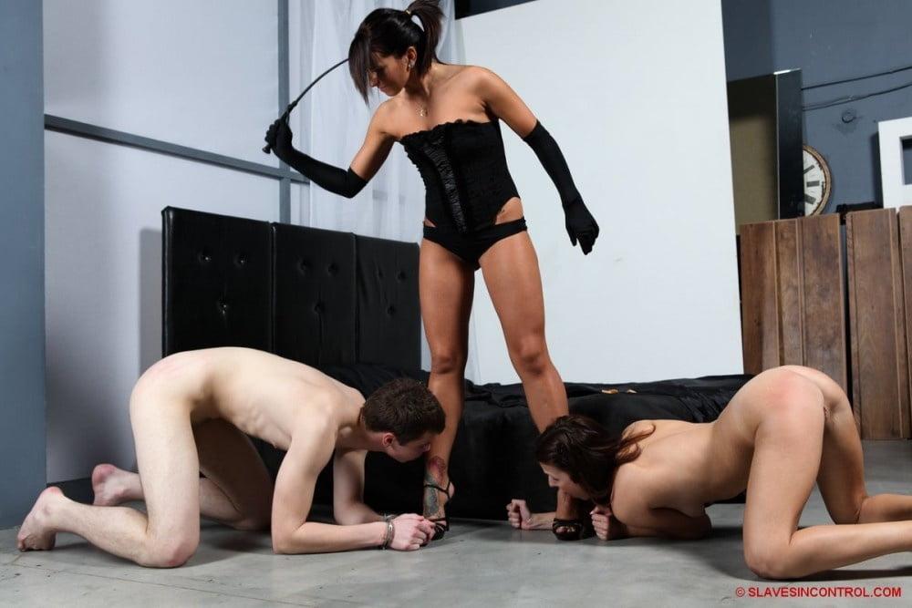 Dominant Male Submissive Female Sex