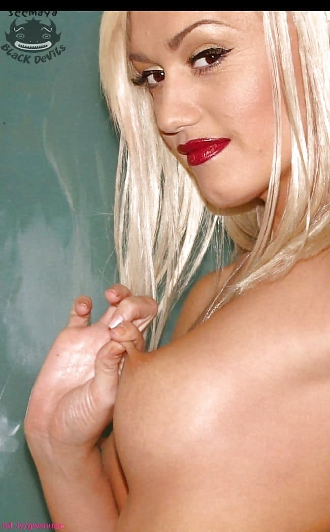 Swimsuit Gwen Stefani Fake Nude Scenes