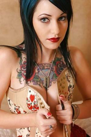 Gothic Emo Tattoo.......