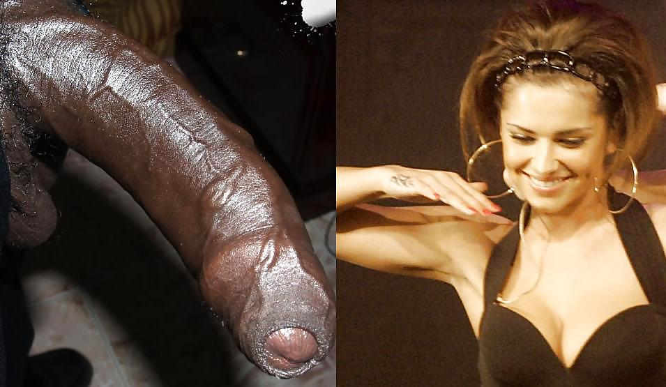 Black man nd his naked dick