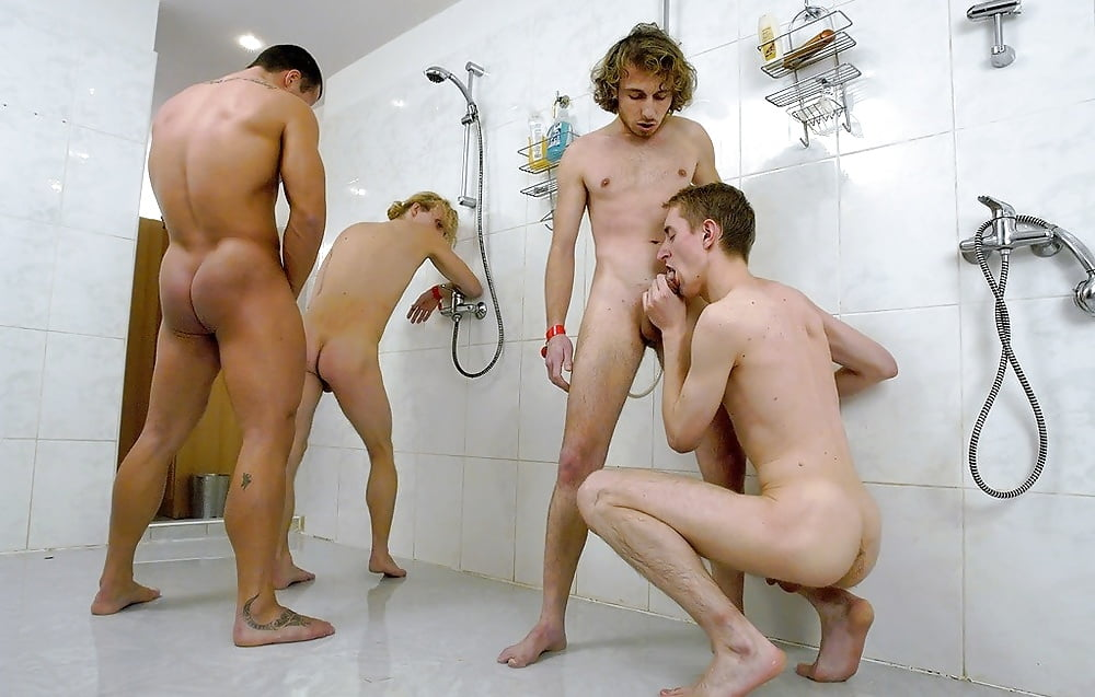 Public Gay Porn Photo
