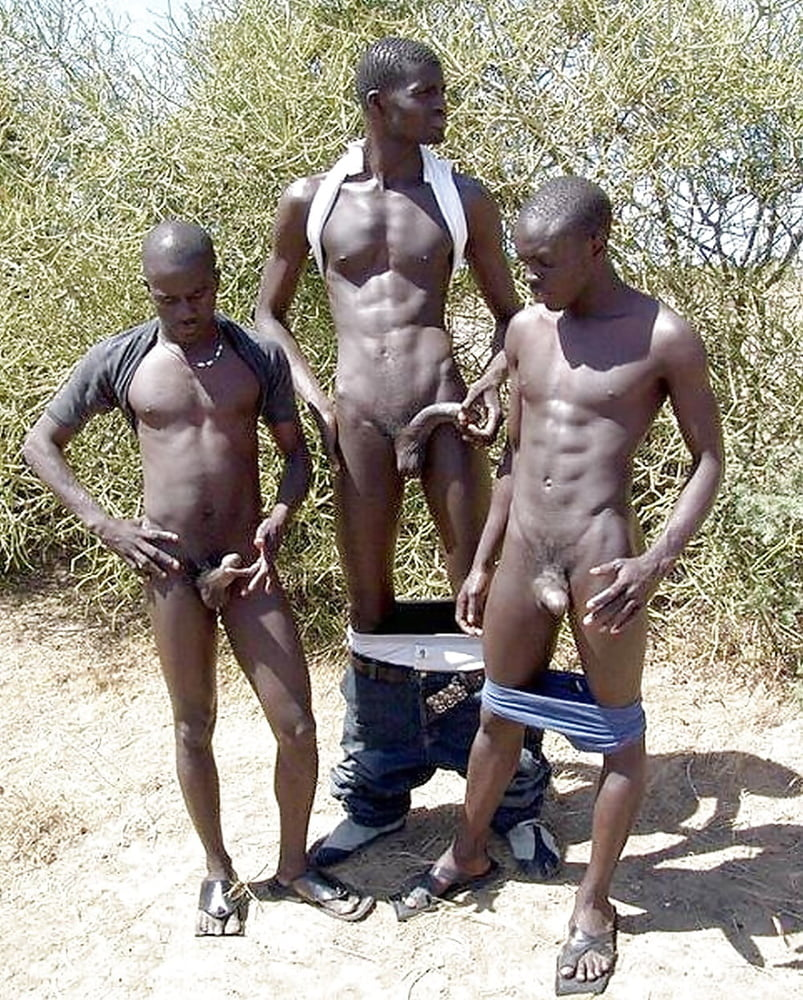 African tribe with large penis supports
