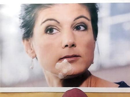 Wagenknecht porno sahra Sahra Wagenknecht