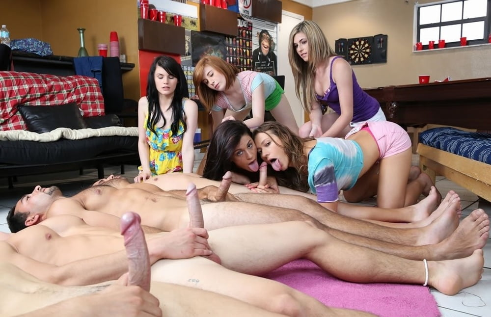 American university girls video sex — 7