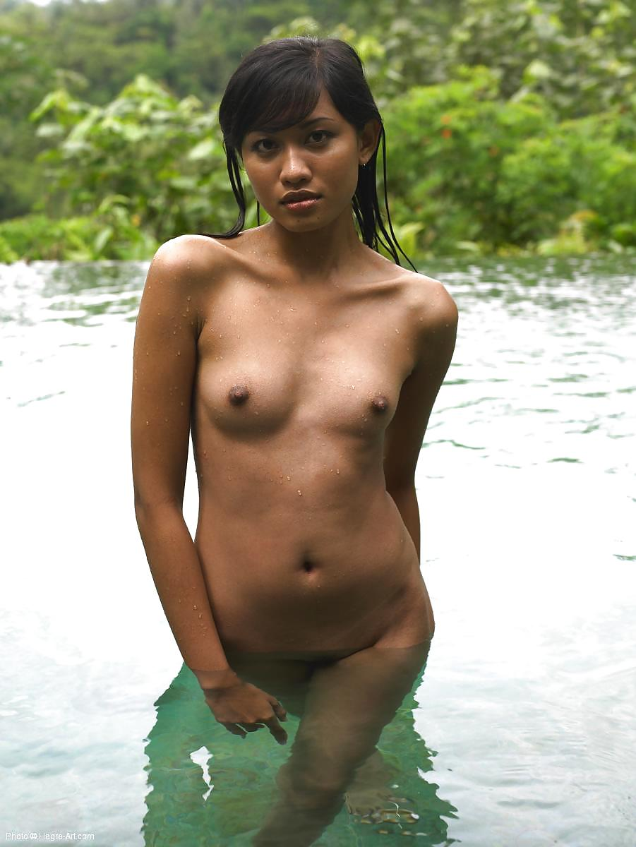 Black indonesian girl nude, paticot show pussy nude
