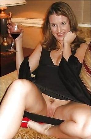 Wine glass tits