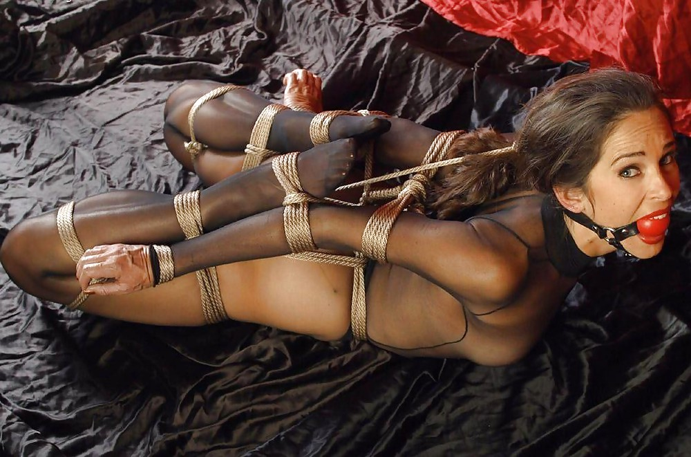 Bondage filipino woman — 8