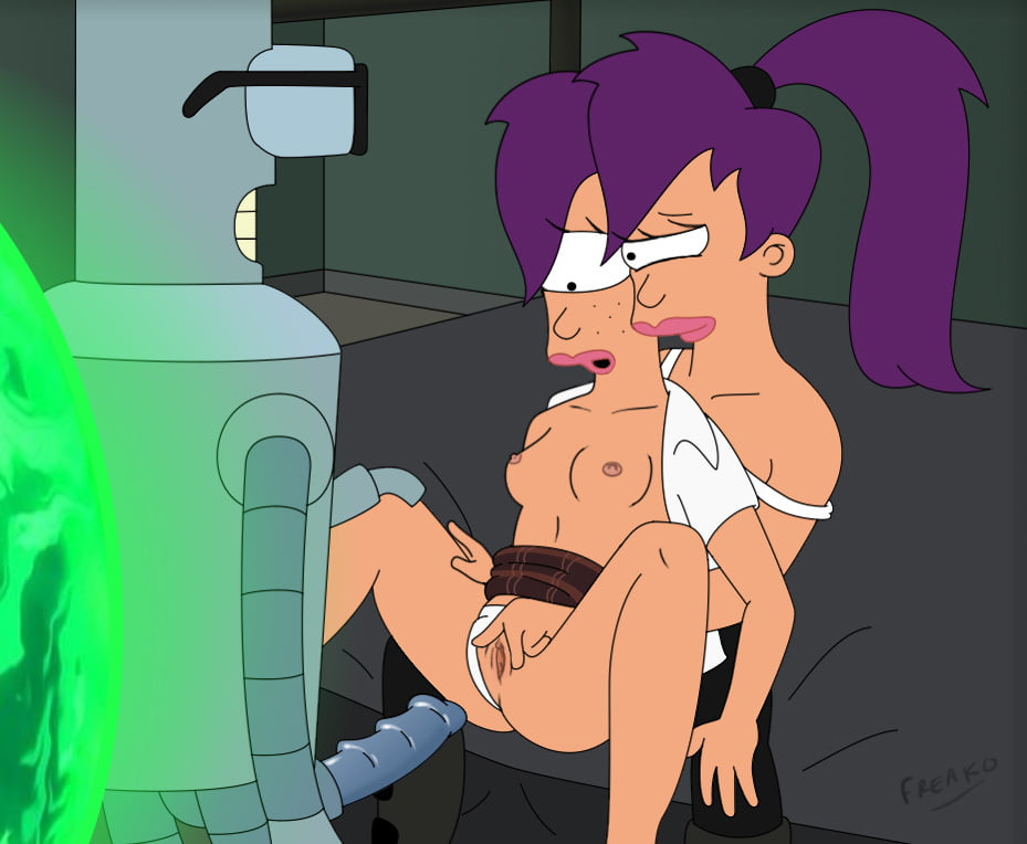Futurama nude photos