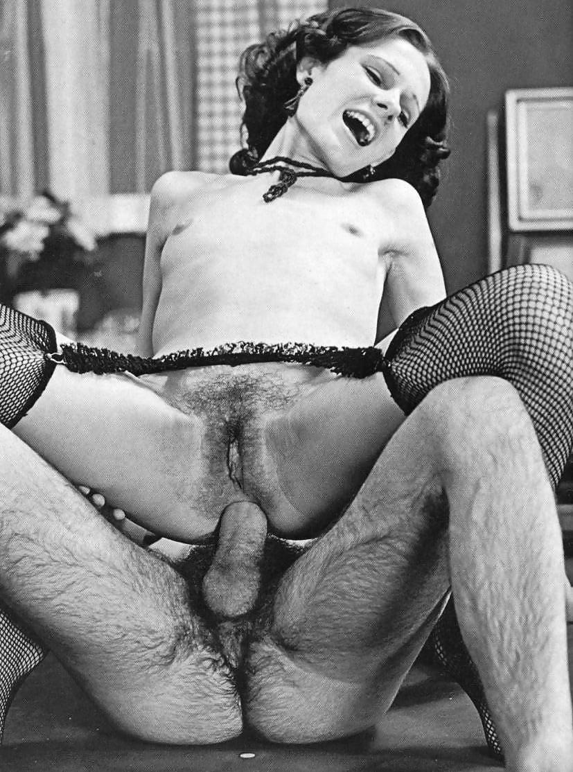 Vintage canadian porn females — photo 15