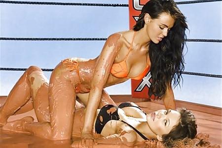 of girls wrestling online Free mud videos naked