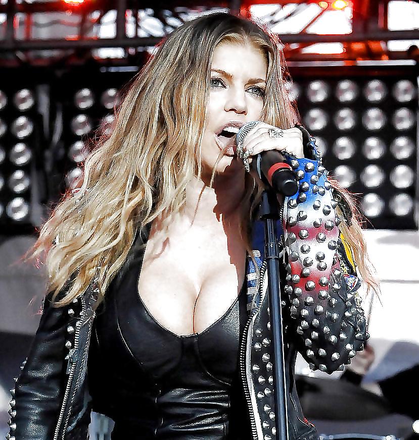 Sophia Rossi Vs Fergie